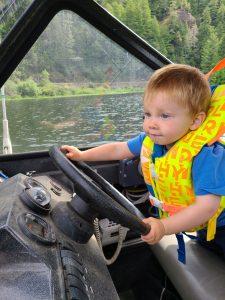 Shane's Lake Experience!